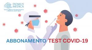 Abbonamento Test Covid-19